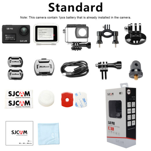SJCAM SJ8 Pro Standard Bundle
