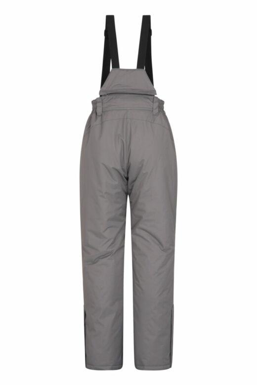 Moon Ski Pants Mountain Warehouse Gray