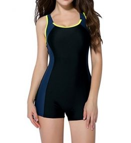 One Piece Swimsuit Short Style
