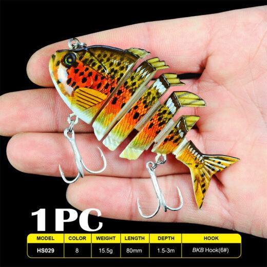 Fishing Lure PROBEROS HS029