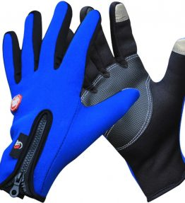 Thermal Touch Screen Bike Gloves