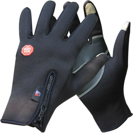 Thermal Bike Gloves CLB FFG-05 Black
