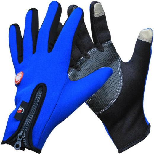 Thermal Bike Gloves CLB FFG-05 Blue