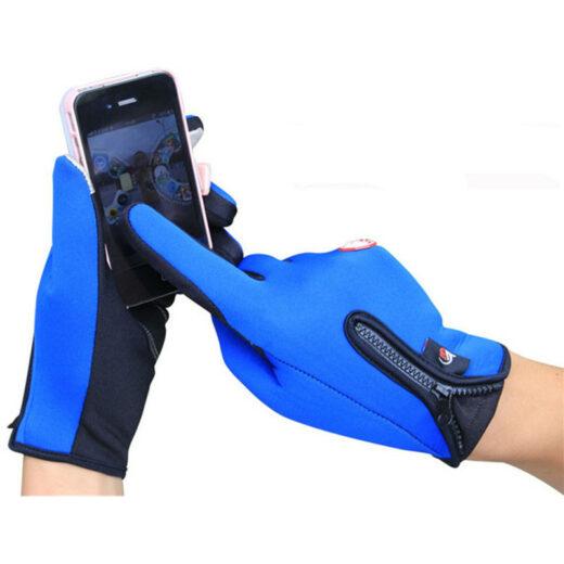 Thermal Bike Gloves CLB FFG-05 Phone Sensitive