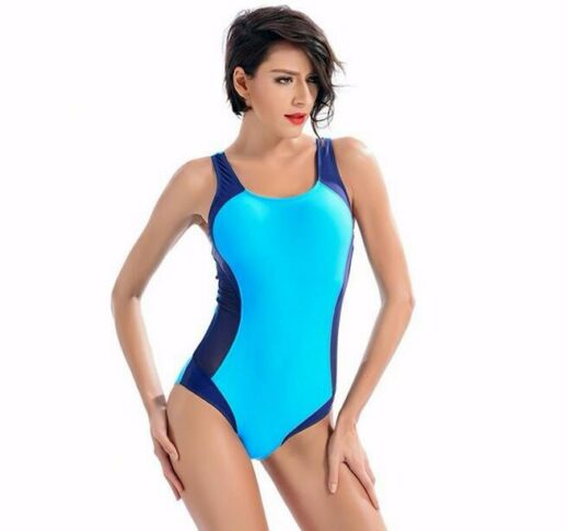 Sport Swimsuit Blue