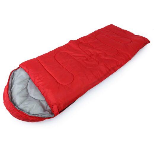 Camping Sleeping Bag - Jungle Bag Red