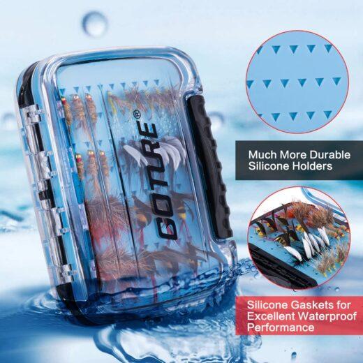 Goture Waterproof Fishing Box