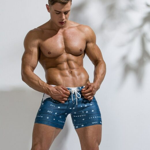 Quick Drying Swimming Trunks