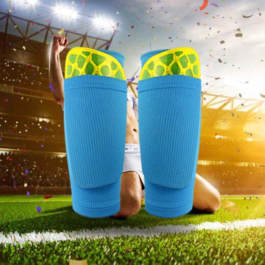 Soccer Gaiter with Pocket for Shin