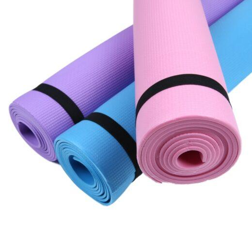 Thick Soft Foam Fitness Yoga Mat