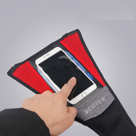 Bicycle Trainer Sweatbands with pocket for phone