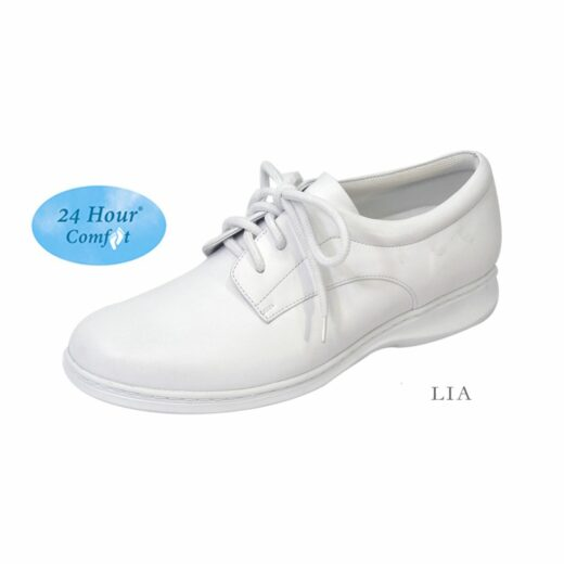 Footwear US - Lia. Casual Shoes. White