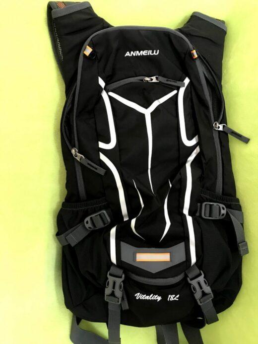 Lixada18L (ANMEILU) Climbing-Travel-Hiking-Cycling Hydration Sport Backpack Black