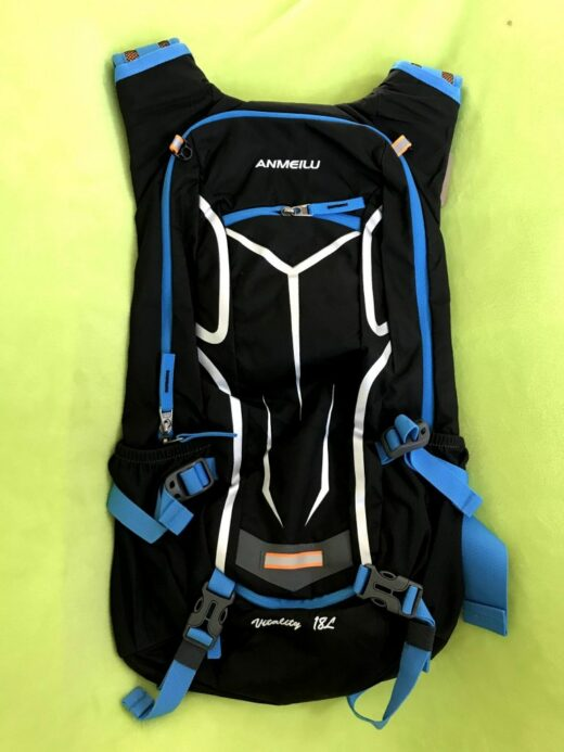 Lixada18L (ANMEILU) Climbing-Travel-Hiking-Cycling Hydration Sport Backpack Blue