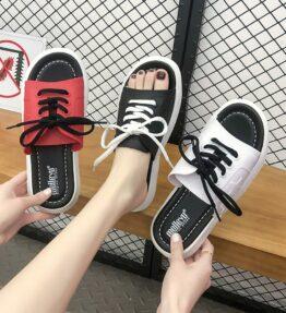 Low Heel Comfortable Summer Shoes