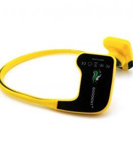 Waterproof MP3 Bone Conduction Headset