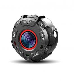 Digital Watch Sport Camera