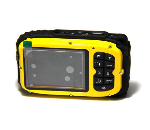 Waterproof Digital Camera 10M 1080 Yellow