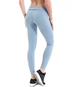 Women's Elastic Spandex Sports Leggings