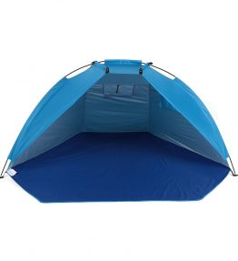 Outdoor Foldable UV-Protective Beach Tent