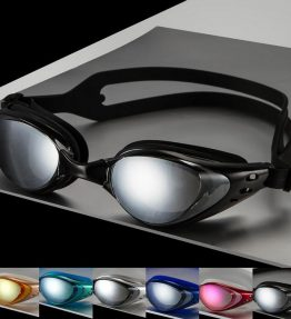 Professional Convenient Protective Waterproof Swimming Glasses
