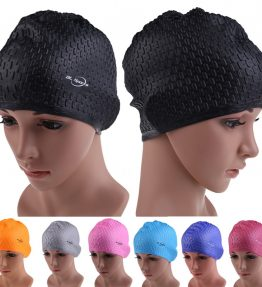 Waterproof Silicone Swimming Caps