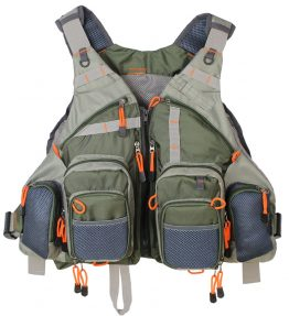 Quick Dry Fishing Vest