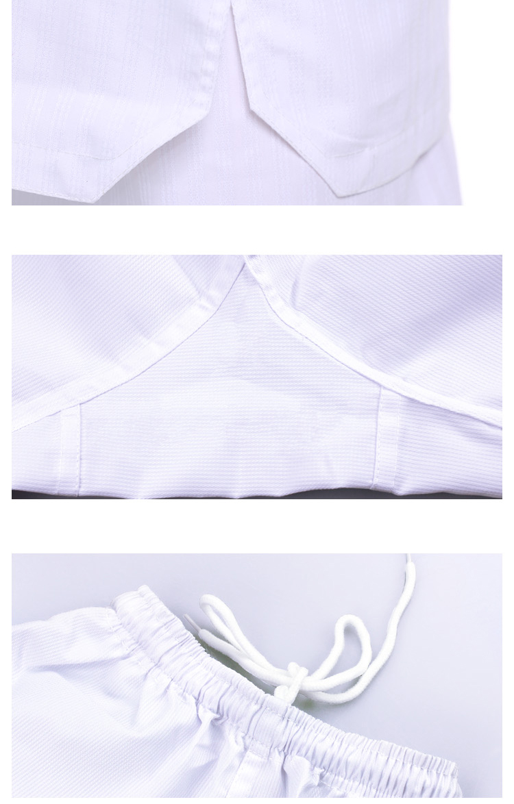 Taekwondo Uniform Details
