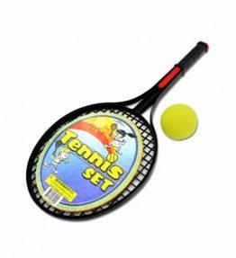 Toy Tennis Racquet Set with Foam Ball