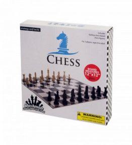 Folding Chess Game