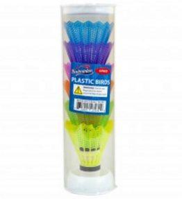 Badminton Plastic Birds (6 units)