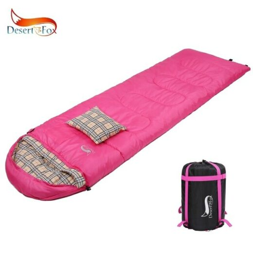 Desert-Fox-Cotton-Flannel-Sleeping-Bags-with-Pillow-4-Season-Portable-Backpacking-Compression-Sack-Camping-Sleeping.jpg_640x640