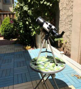 Terrestrial and Astronomical Telescope Monocular 150X