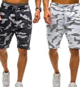 Knee Length Mens Summer Short