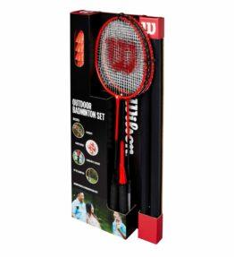 Wilson Outdoor Badminton Kit