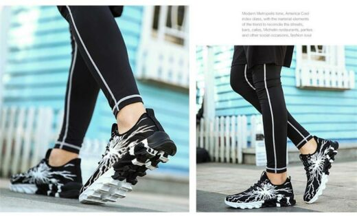 Sport Fashion Sneakers for Running Hi king Gym
