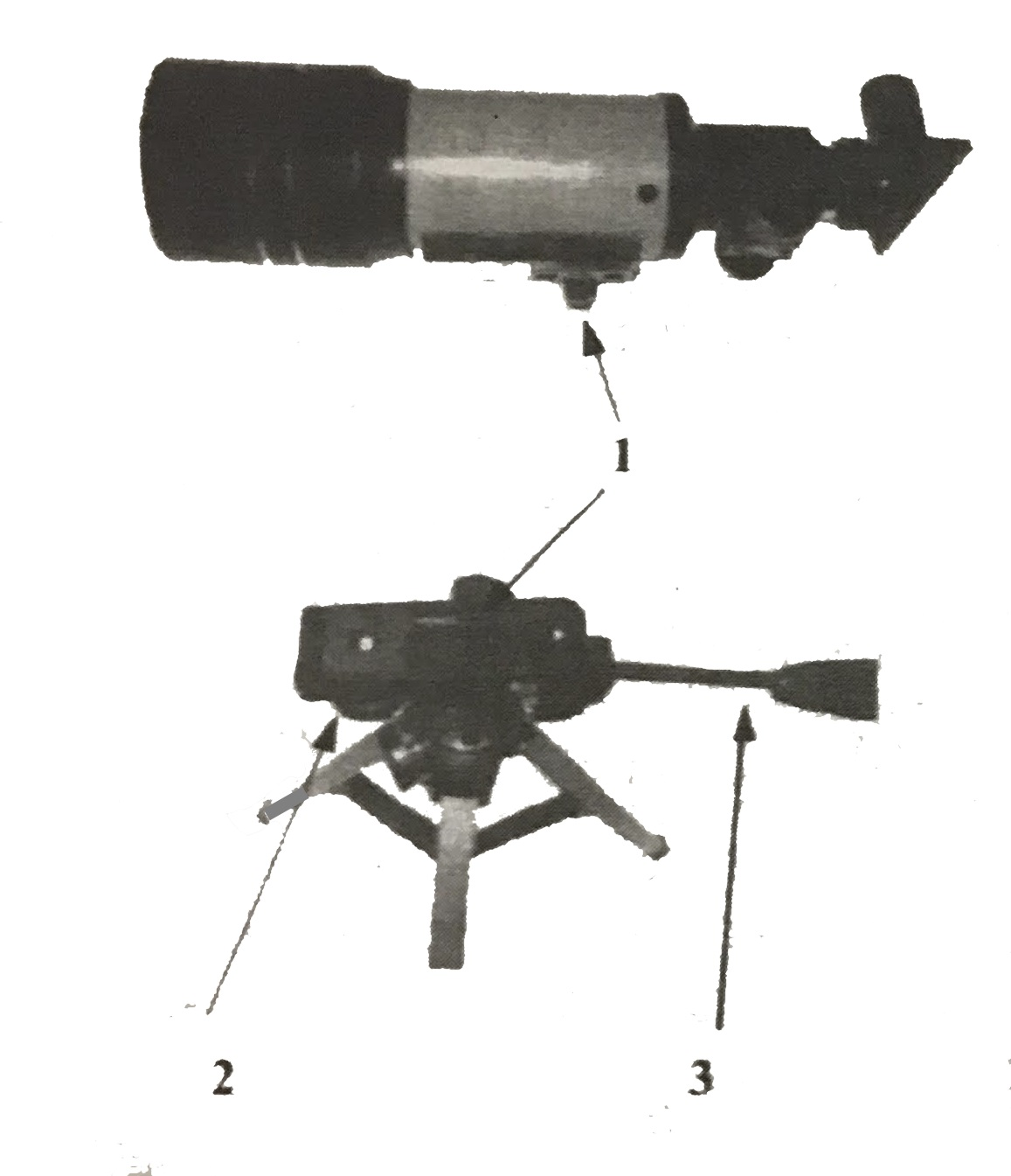 Terrestrial and Aastronomical Telescope Instruction