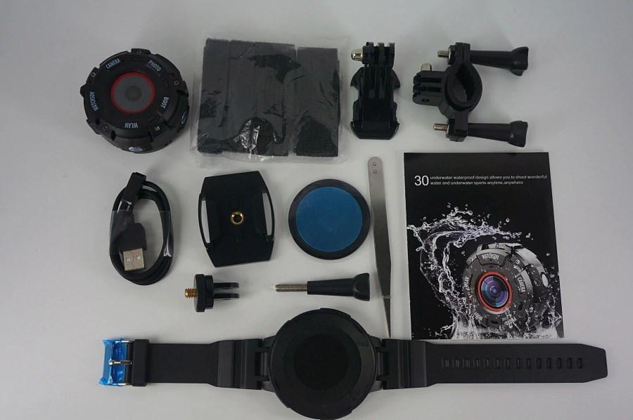 Digital Watch Waterproof Bundle