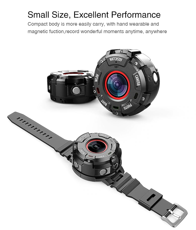 Digital Watch Waterproof Small Size