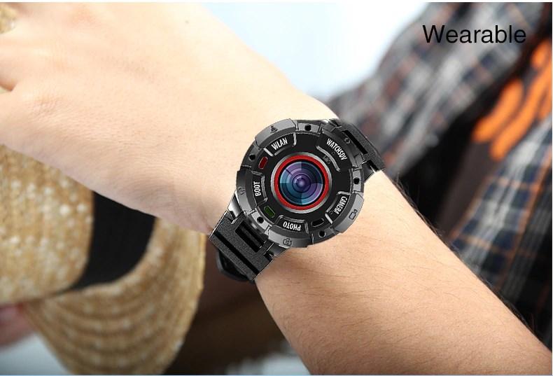 Digital Watch Waterproof Wearable