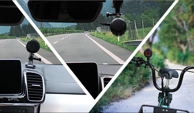 Digital Watch Waterproof Velo Auto Attach