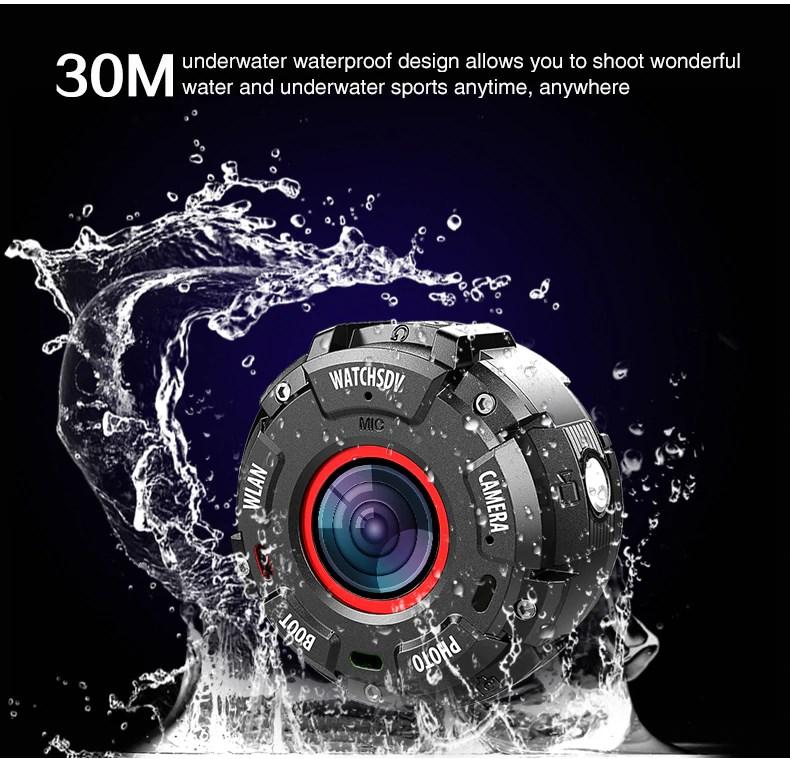 Winait Digital Watch 30M UnderWater Waterproof Drop-resistant Dust-proof