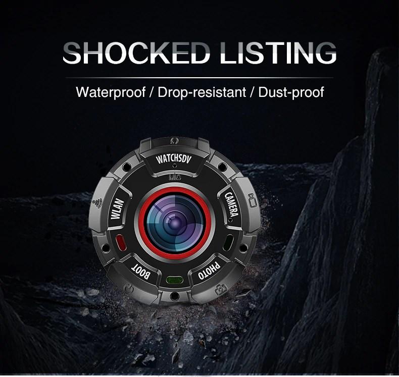 Winait Digital Watch Waterproof Drop-resistant Dust-proof