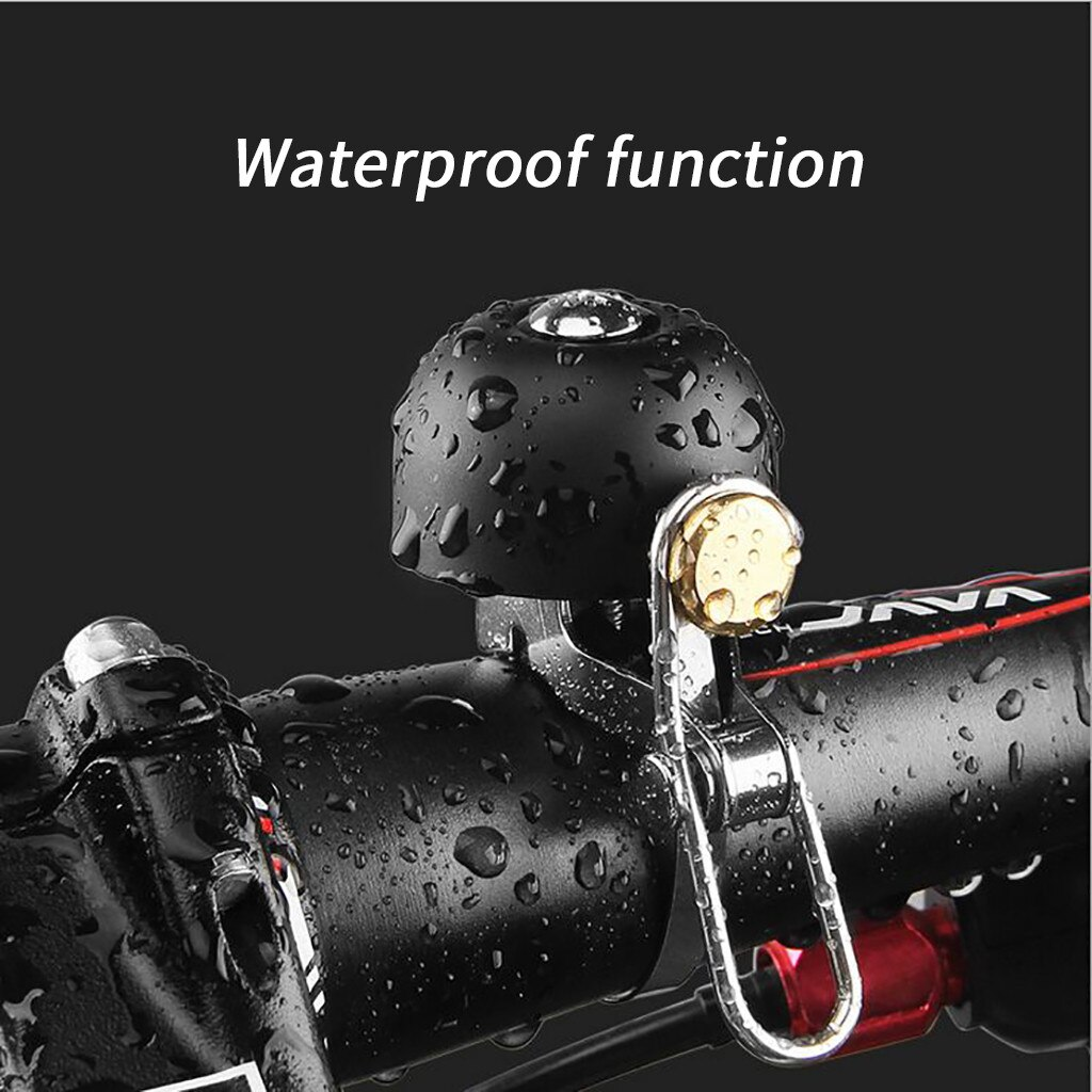 Cycling Bell Waterproof Function