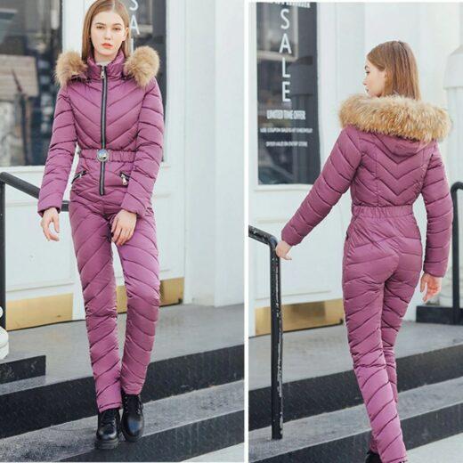 Outdoor Sports Skiing Suit