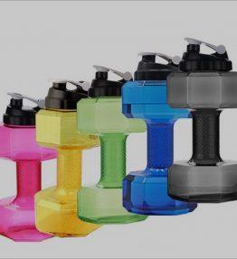 Plastic Bottle Dumbbells 1.5L / 2.2L