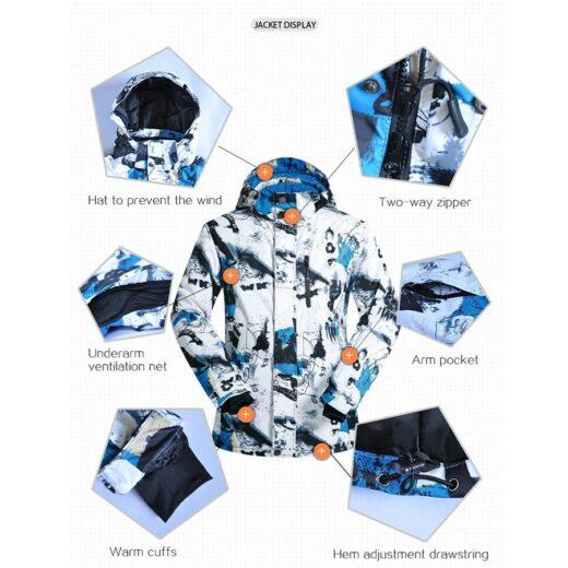 Ski Coat Specification