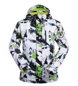 Men's Ski Jacket Coat