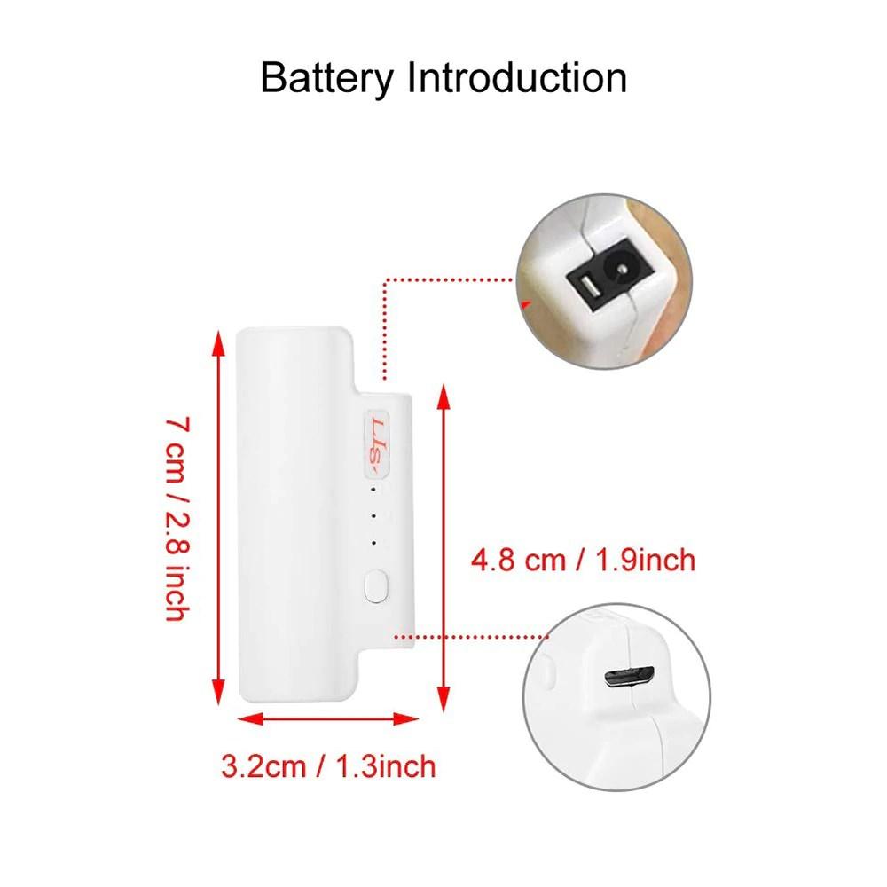 Electro Heating Socks Battery