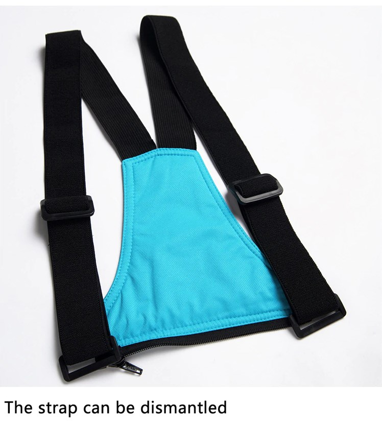 Ski Pants Strap. The strap can be dismantled.